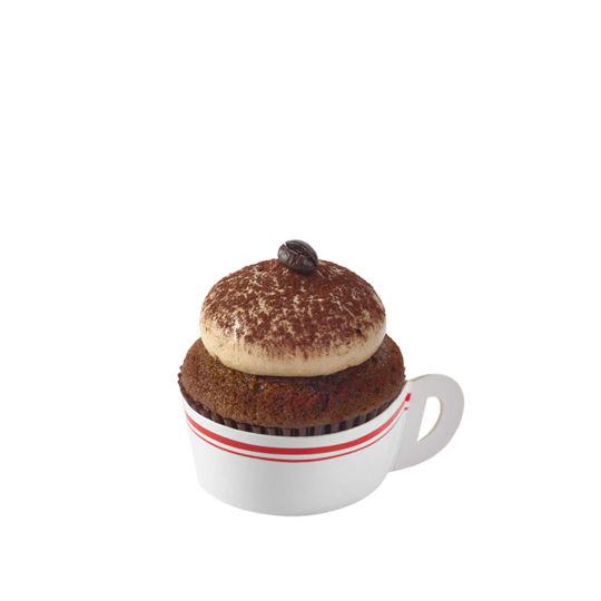 Picture of 熱咖啡 (內含朱古力)扮清糕 (6件)