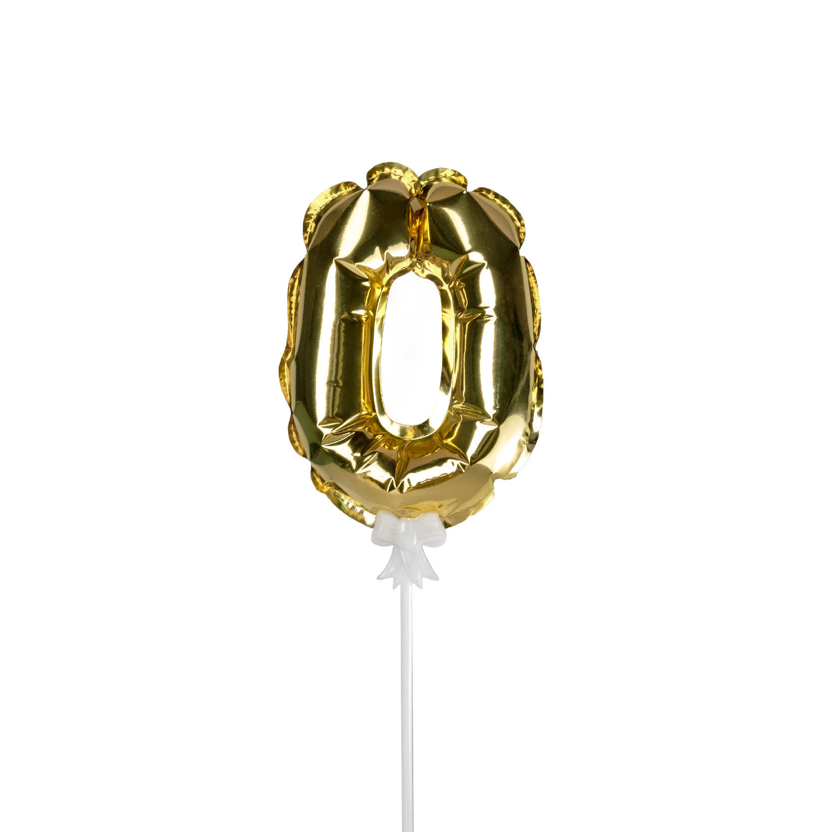 Picture of 金色數字氣球插件 - 0